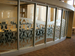 custom-designed decorative film